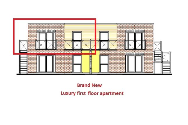 Thumbnail Flat for sale in Tower View Road, Great Wyrley, Walsall
