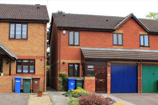 Thumbnail Semi-detached house to rent in Parklands, Banbury