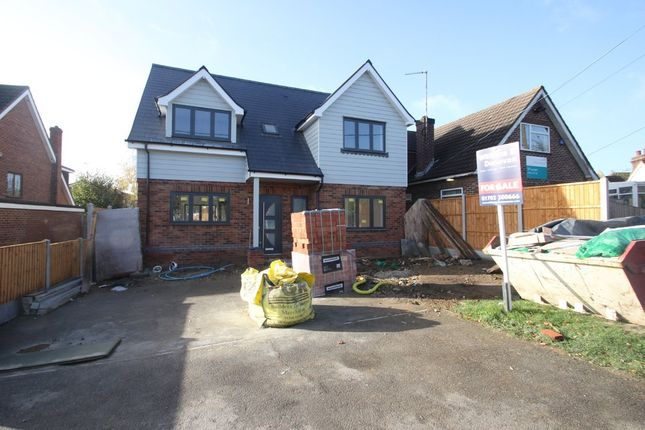 Thumbnail Detached house for sale in Hawkwell Park Drive, Hockley