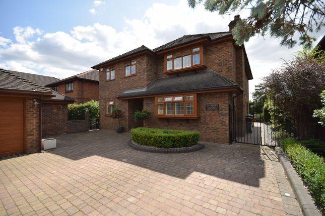 Thumbnail Detached house for sale in Elmhurst Avenue, Benfleet