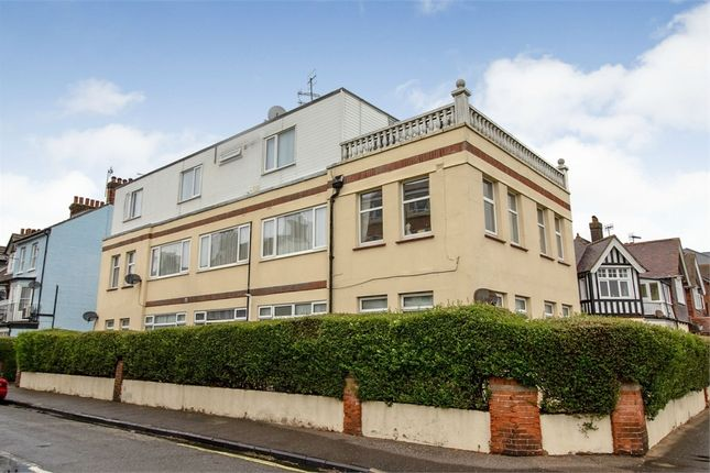 Thumbnail Flat for sale in Sea Road, Felixstowe, Suffolk