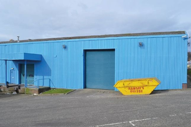 Thumbnail Industrial to let in Faraday Street, Dryburgh Industrial Estate, Dundee