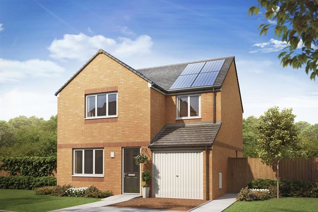 "4 bedroom detached house for sale in ""The Leith"" at Etna Road, Falkirk"