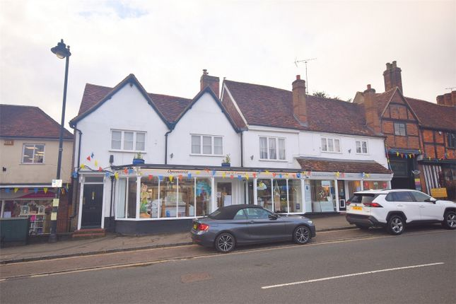 3 bed flat to rent in High Street, Wendover, Buckinghamshire HP22