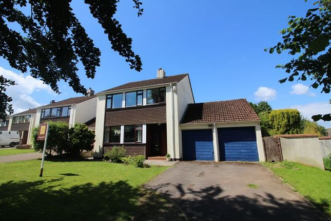 Thumbnail Detached house for sale in Parsons Mead, Flax Bourton, Bristol