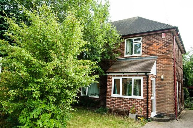 Thumbnail Semi-detached house to rent in Glenwood Avenue, Wollaton, Nottingham