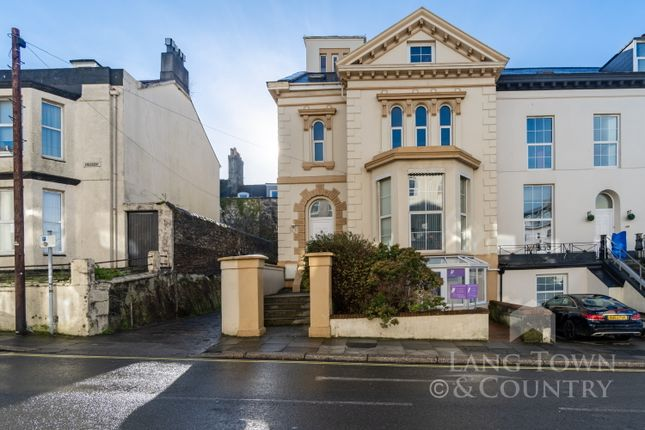 Thumbnail End terrace house for sale in Hill Park Crescent, Mutley, Plymouth