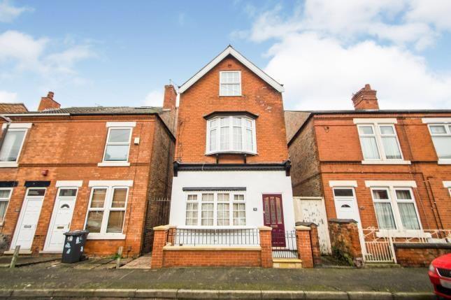 Outside of Granville Avenue, Long Eaton, Nottingham, Derbyshire NG10