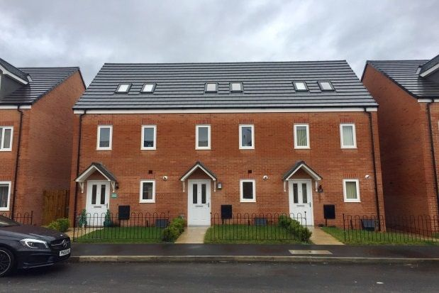 Thumbnail Property to rent in Brookwood Way, Buckshaw Village, Chorley