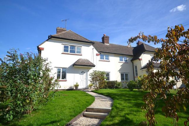 3 bed semi-detached house to rent in Hillcroft Cottages, High Street, Stebbing, Dunmow, Essex CM6