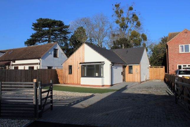 Thumbnail Bungalow for sale in Old Tewkesbury Road, Gloucester