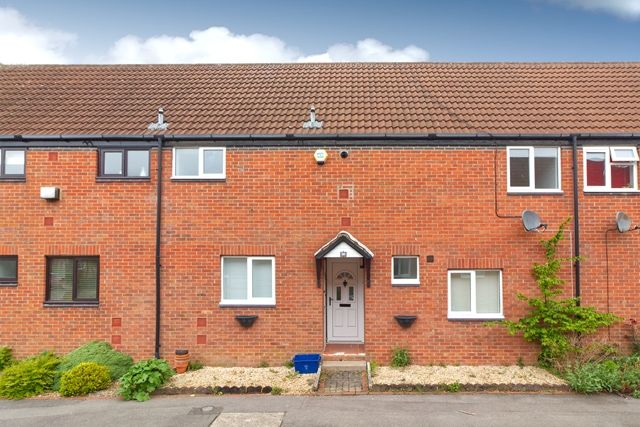 Thumbnail Terraced house to rent in France Furlong, Great Linford, Milton Keynes