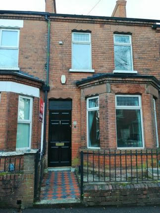 Thumbnail Terraced house to rent in Adelaide Avenue, Belfast