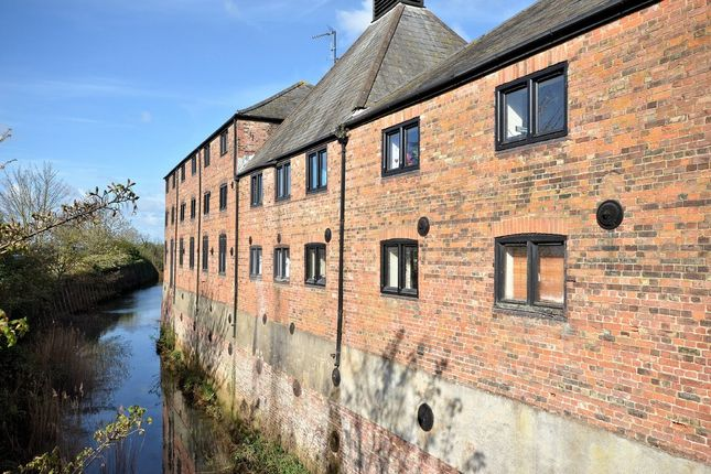 Thumbnail Flat for sale in The Maltings, Nelson Street, King's Lynn
