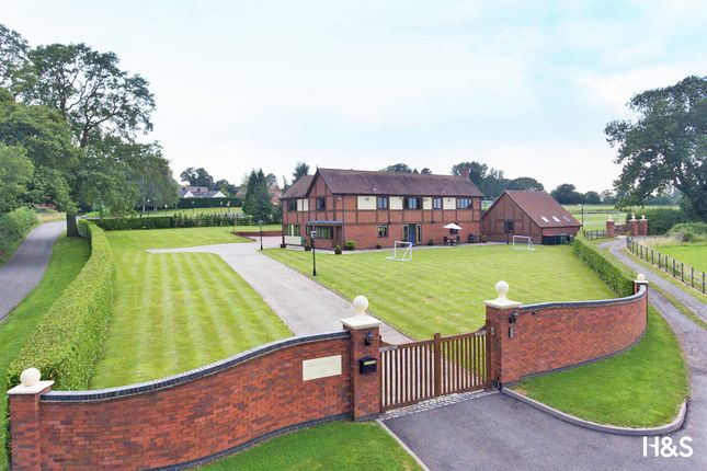 Thumbnail Detached house for sale in Mill Lane, Fillongley, Coventry