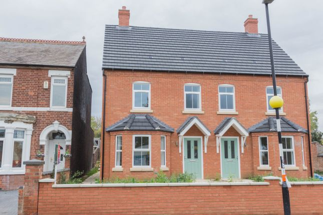 Thumbnail Semi-detached house for sale in Wellingborough Road, Irthlingborough, Wellingborough