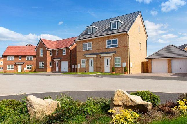 "Thumbnail End terrace house for sale in ""Roseberry"" at Bedewell Industrial Park, Hebburn"