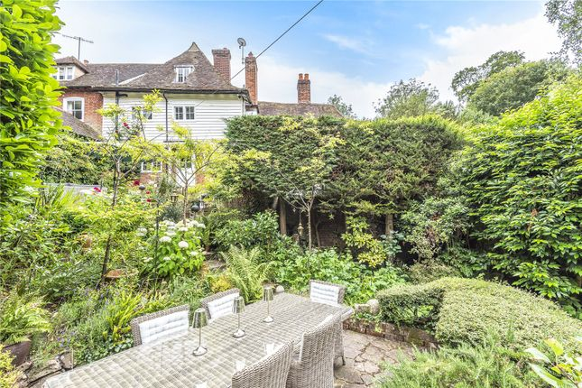 Lower Terrace of Taylor's Hill, Chilham, Kent CT4