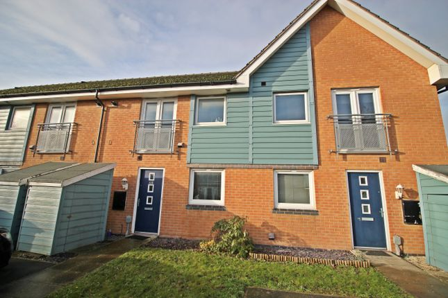 Thumbnail Terraced house for sale in Pickering Grange, Brough, Hull