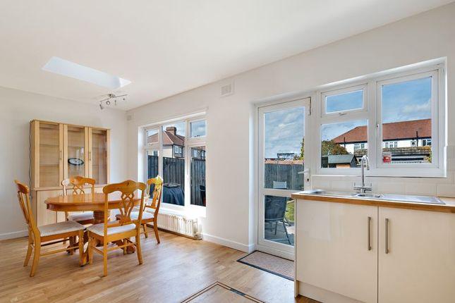 Dining Room of Brockenhurst Way, London SW16