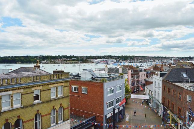 Thumbnail End terrace house to rent in Market Hill, Cowes