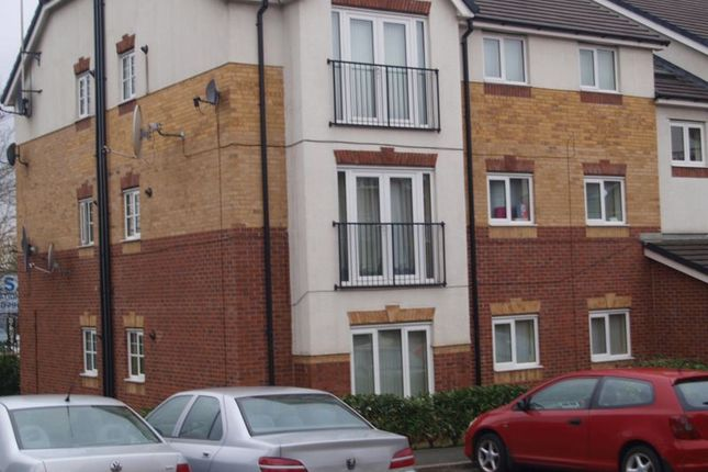 Thumbnail Flat to rent in Martingale Court, Manchester