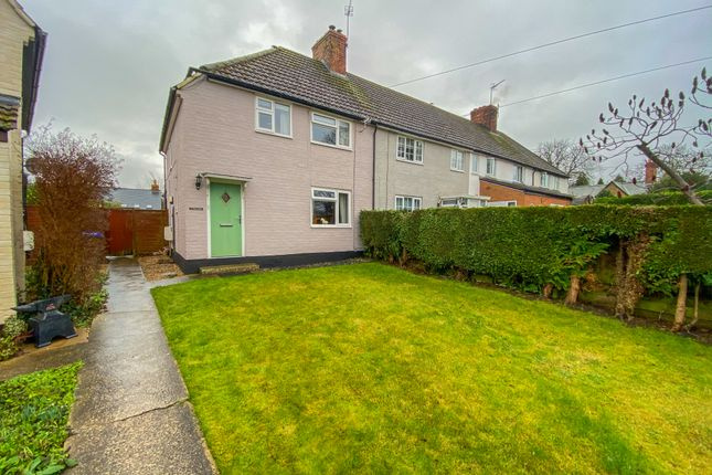 3 bed end terrace house for sale in The Green, Staverton NN11