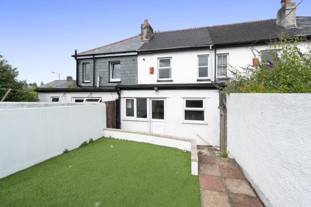 Thumbnail Terraced house for sale in Callington Road, Saltash, Cornwall