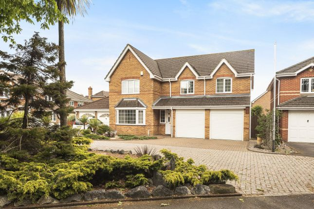 Thumbnail Detached house for sale in Bleriot Crescent, Whiteley, Fareham