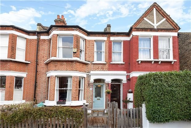 Thumbnail Terraced house for sale in Pentney Road, London