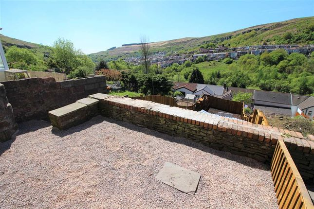Thumbnail Terraced house for sale in Middle Row, Blaenllechau, Ferndale