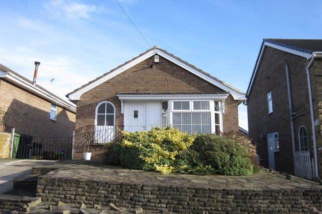 Thumbnail Detached bungalow to rent in Abbeydale Oval, Leeds