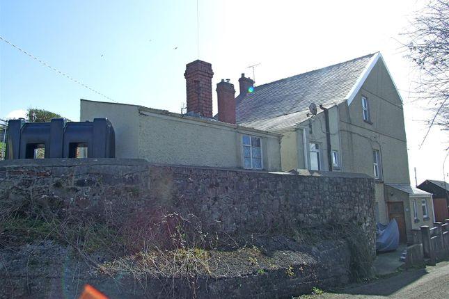 Frontpic2 of Old Shop, Mynyddygarreg, Kidwelly SA17