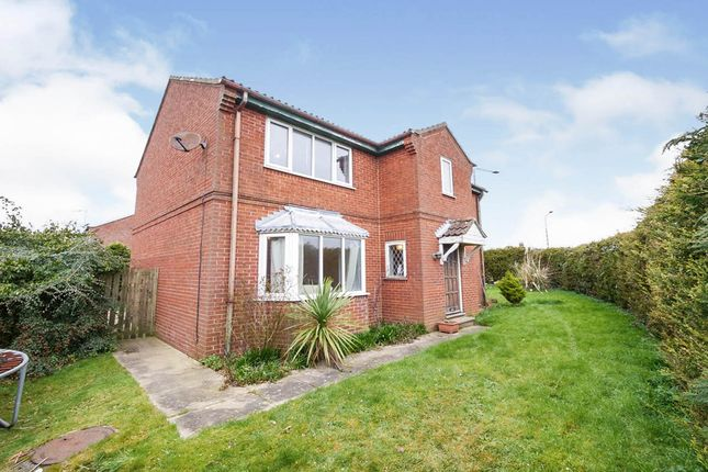 Thumbnail Detached house for sale in Low Mill Close, York