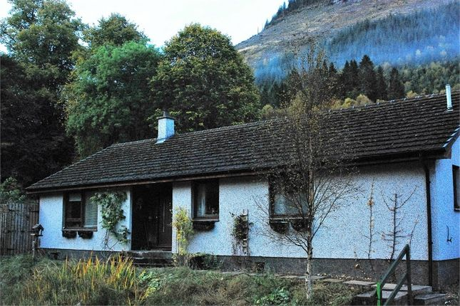 Thumbnail Detached bungalow for sale in Dalcattaig, Invermoriston, Inverness, Highland