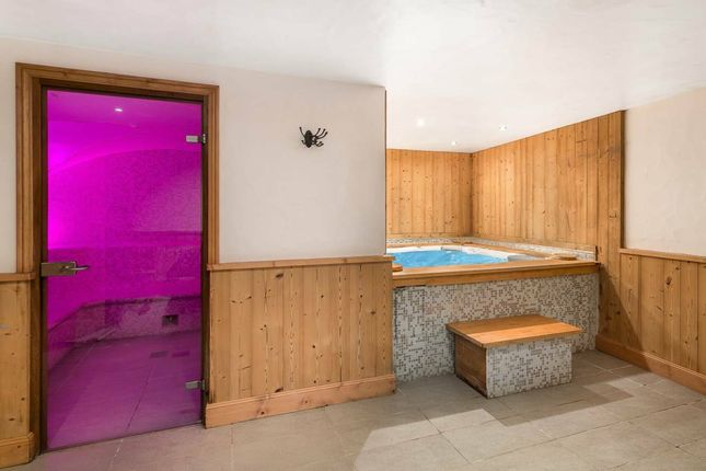 The Spa of Courchevel, Rhone Alps, France