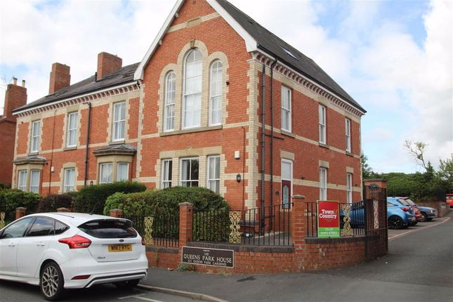 Thumbnail Flat for sale in Queens Road, Oswestry