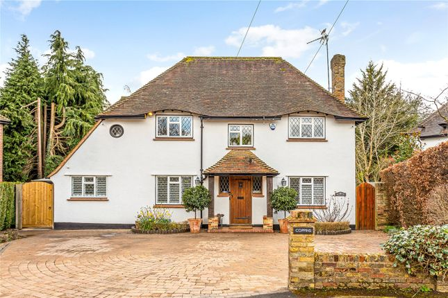 Thumbnail Detached house for sale in Copthorne Close, Croxley Green, Rickmansworth, Hertfordshire