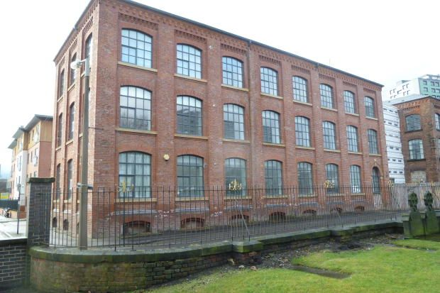 Thumbnail Flat to rent in St Thomas`S Place, Stockport, Stockport
