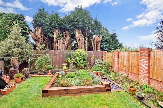 Rear Garden of Oaktree Drive, Emsworth, Hampshire PO10