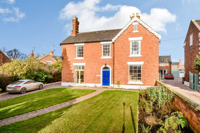 Thumbnail Detached house to rent in High Street, Tattenhall