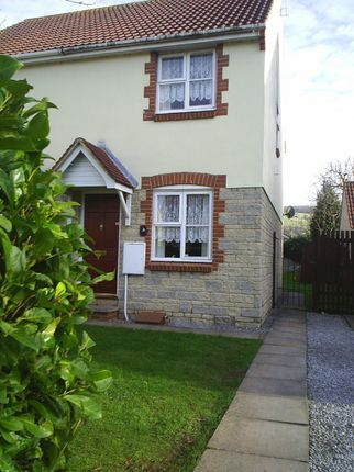 Thumbnail Semi-detached house to rent in Felsberg Way, Cheddar, N Somerset