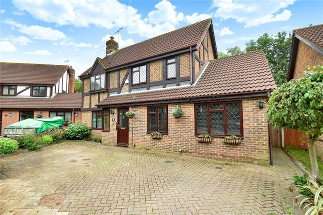 Thumbnail Detached house for sale in Glencoe Road, Yeading, Hayes, Middlesex