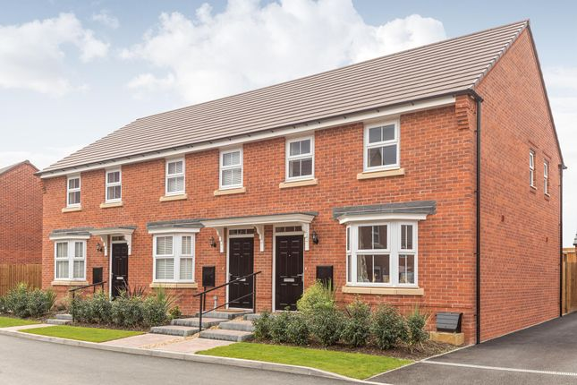 "Thumbnail Semi-detached house for sale in ""Archford"" at Main Road, Earls Barton, Northampton"