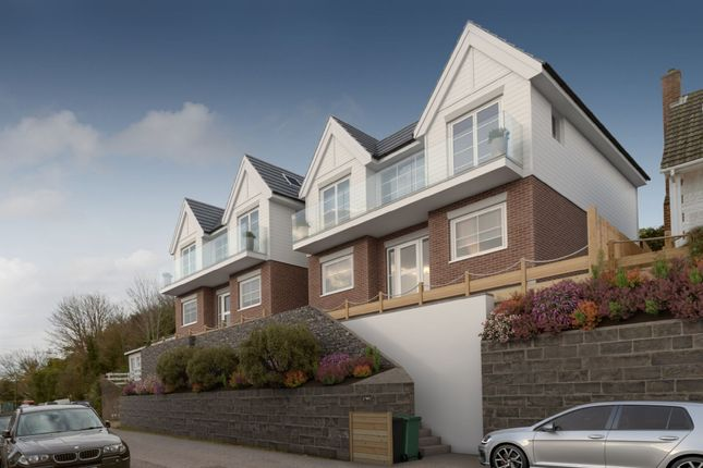 Thumbnail Detached house for sale in Torridge Road, Appledore