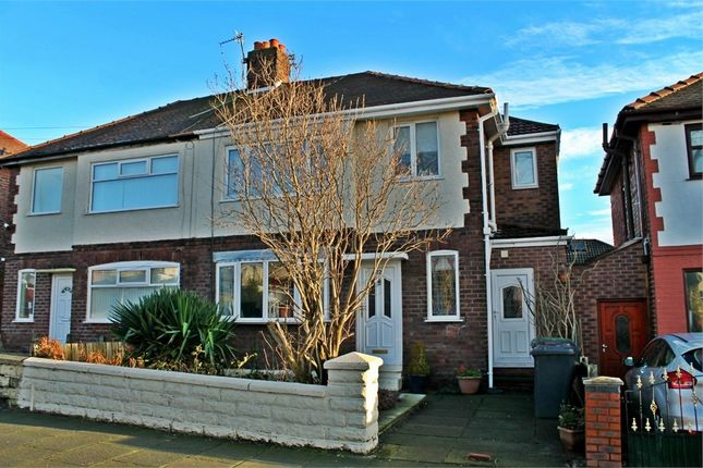 Thumbnail Semi-detached house for sale in Harris Drive, Bootle, Merseyside
