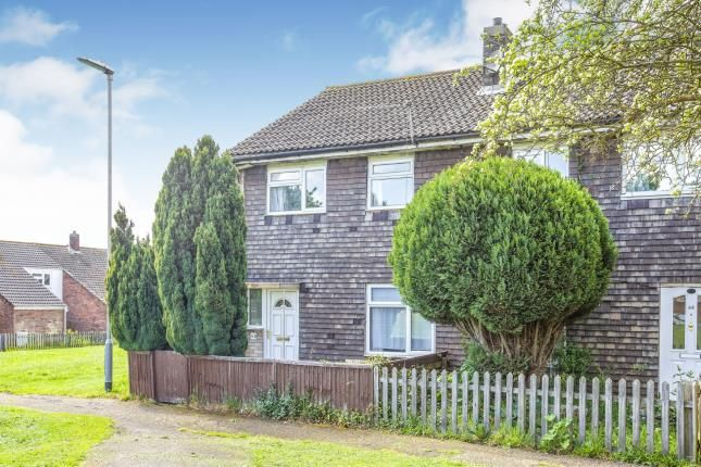 Front of Elm Close, Huntingdon, Cambridgeshire PE29