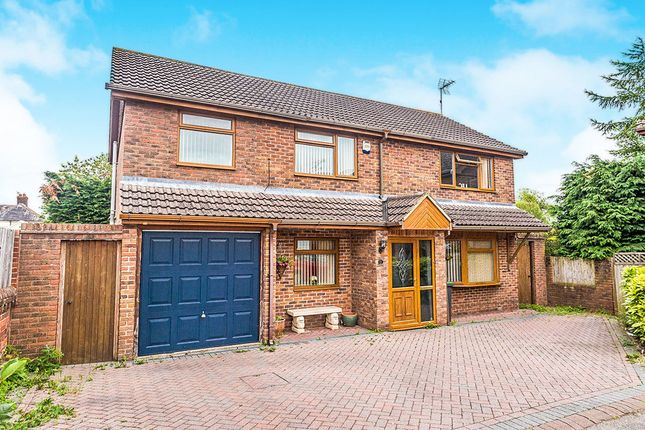 Thumbnail Detached house for sale in Maralyn Avenue, Waterlooville