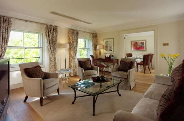Thumbnail Property to rent in Luxury 1 Bed, Hyde Park Gate, South Kensington, London