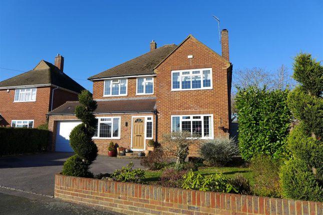 Thumbnail Detached house for sale in Exeter Close, Tonbridge
